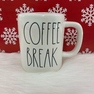 ⭐️2/25 Rae Dunn New Coffee Break Mug